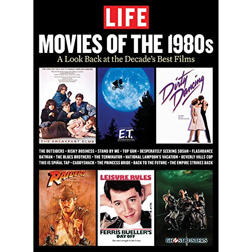 LIFE Movies Of The 1980s Softcover Photo Book - 96 Pages - Best Of The 80's (Johnson Brothers Spring)