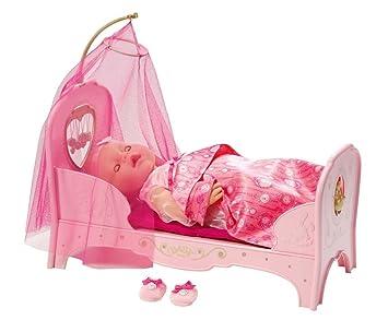 Zapf Creation 819562 - Baby born interactive Prinzessinnen Bett ...