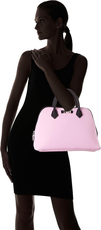 Save My Bag Damen Princess Midi Handtasche, gelb, 36x26x16 centimeters Pink (Hollywood)
