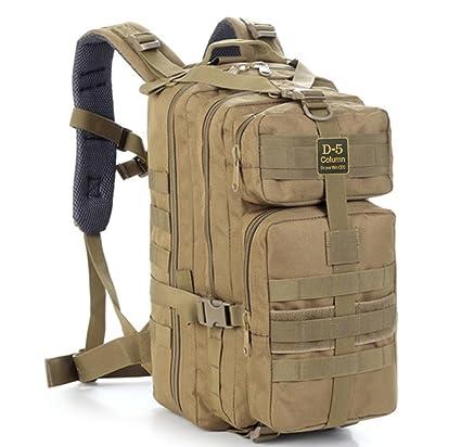 Senderismo Mochilas Military Bag Military Military Mochila, mochila camuflaje militar Mochila tactical Mochila para Camping