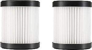 MOOSOO M HEPA Filter for XL-618A Cordless Vacuum, High-Density HEPA