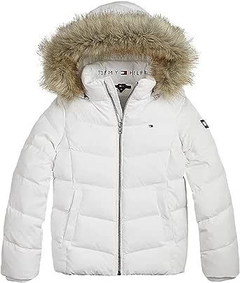 Tommy Hilfiger Essential Basic Down Jacket Chaqueta para Niñas