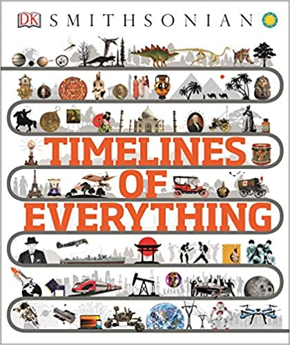 Timelines of Everything Book