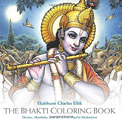 Pdf Crafts The Bhakti Coloring Book: Deities, Mandalas, and the Art of Playful Meditation