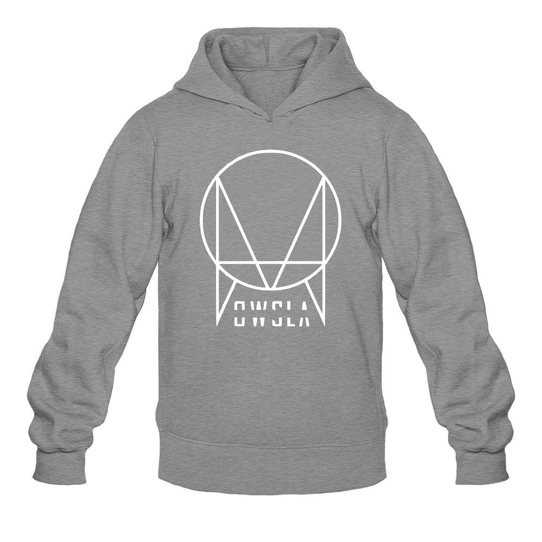619cd4866d0d Niceda Men's Owsla Long Sleeve Sweatshirts Hoodie free shipping ...