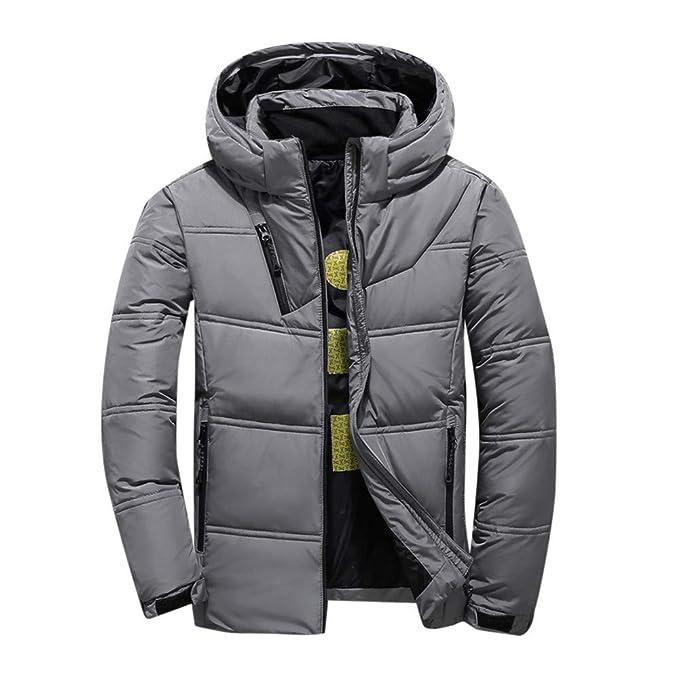 75ddfaebc1 Cappotto Uomo Inverno CLOOM,Nuovo Inverno All'aperto Cappotto di ...