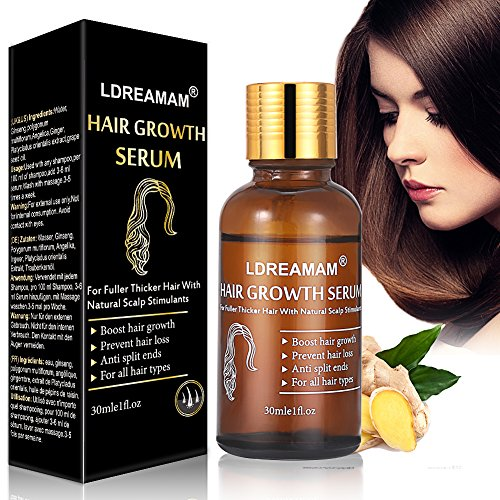Oil Treatment Serum (Hair Serum,Hair Growth Serum,Hair Growth Essence,Hair Growth Liquid,Hair Treatment Serum Oil,Hair Regrowth of Thinning Hair - Promotes Hair Growth, Strengthen Hair Root)