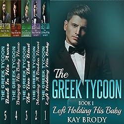 The Greek Tycoon, Books 1-5 Bundle