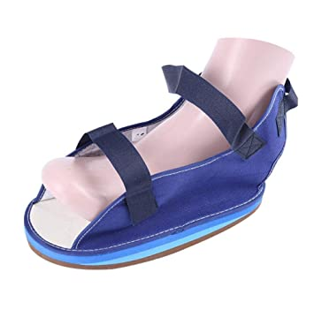 Gypse Chaussures En Qianggao Chaussure Anklefracturecouvre