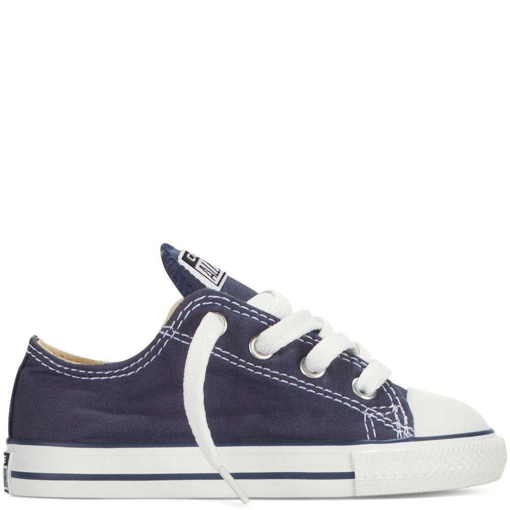 Galleon - Converse Chuck Taylor All Star OX Shoe - Kids  Navy 4e79bbddd