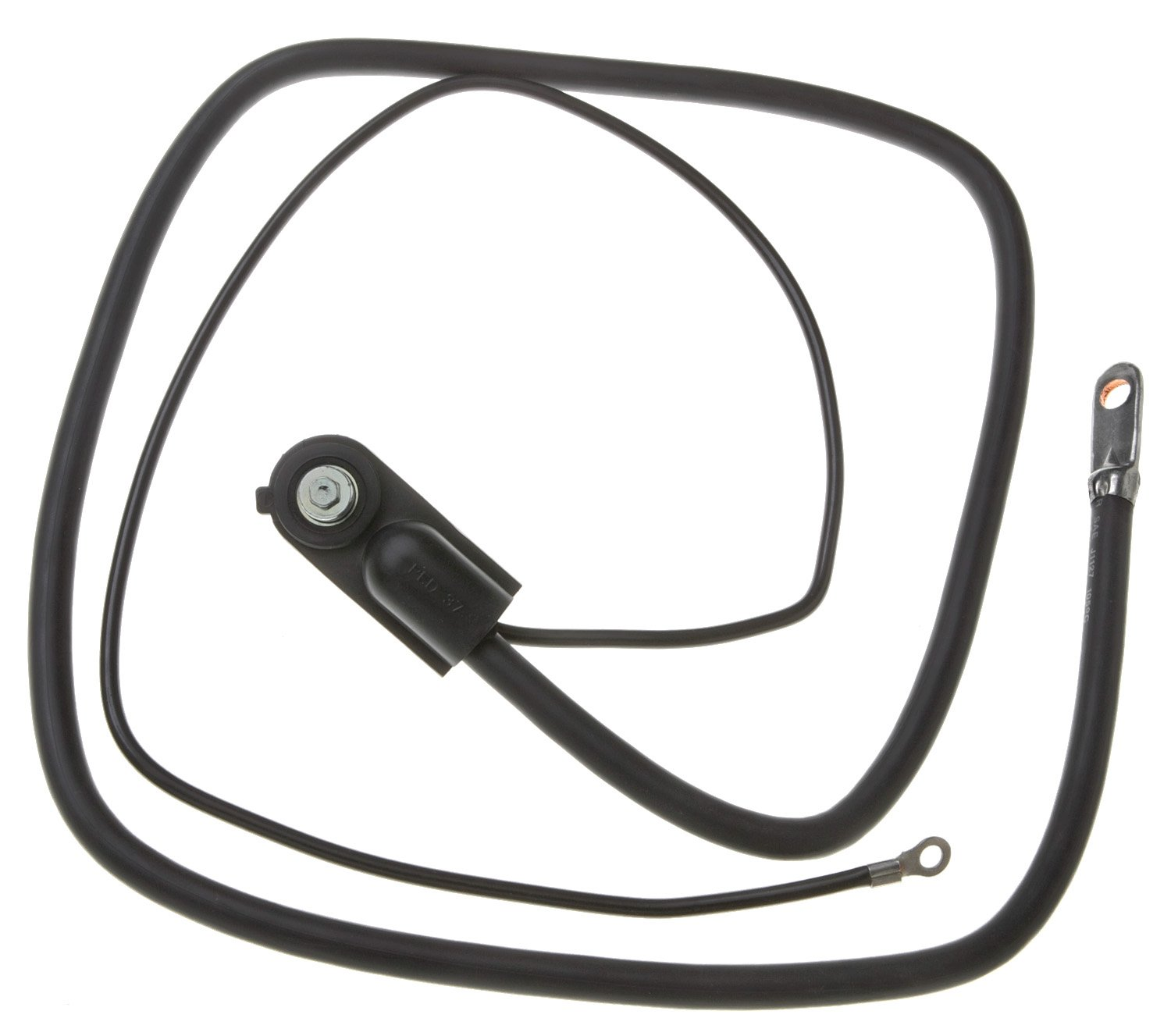 ACDelco 2SD53XA Professional 2 Gauge Negative Side Terminal Battery Cable with Auxiliary Leads by ACDelco
