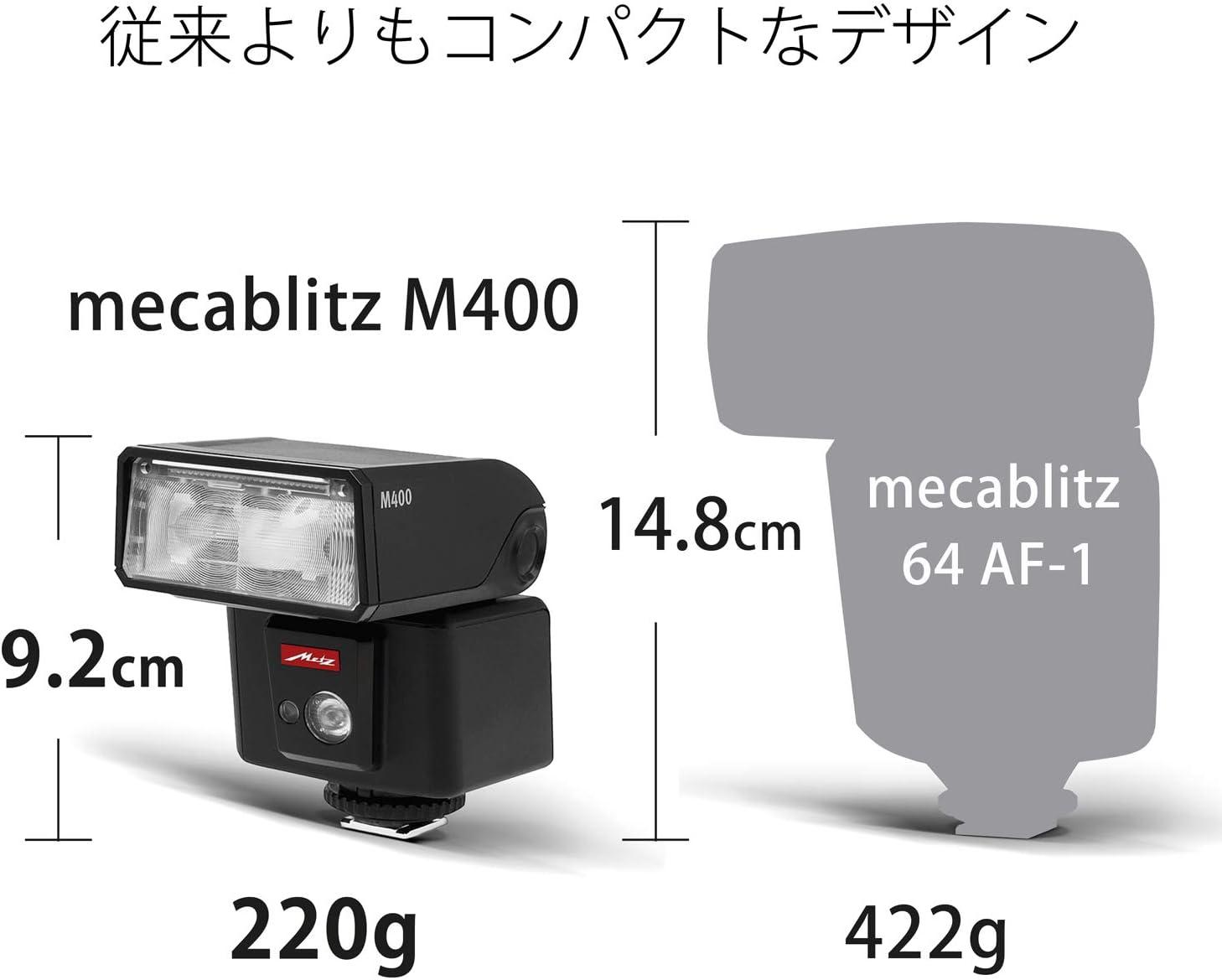 Metz Mecablitz M400 Für Sony Ultra Kompakter Kamera