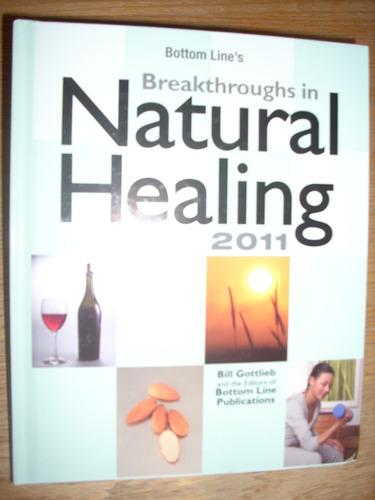 Download Bottom Line's Breakthroughs in Natural Healing 2011 pdf
