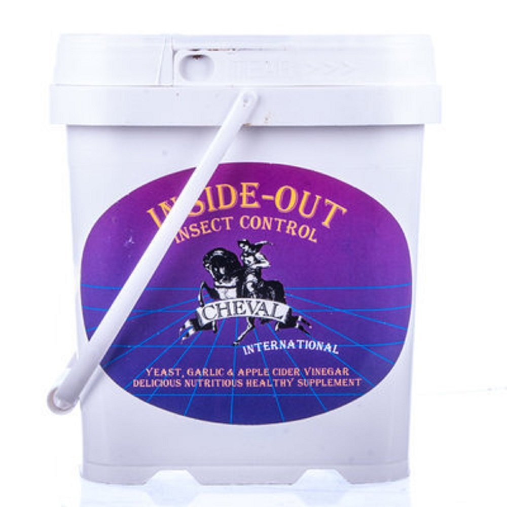 INSIDE-OUT INSECT & ALLERGY CONTROL Natural Horse Supplement 6 LBS