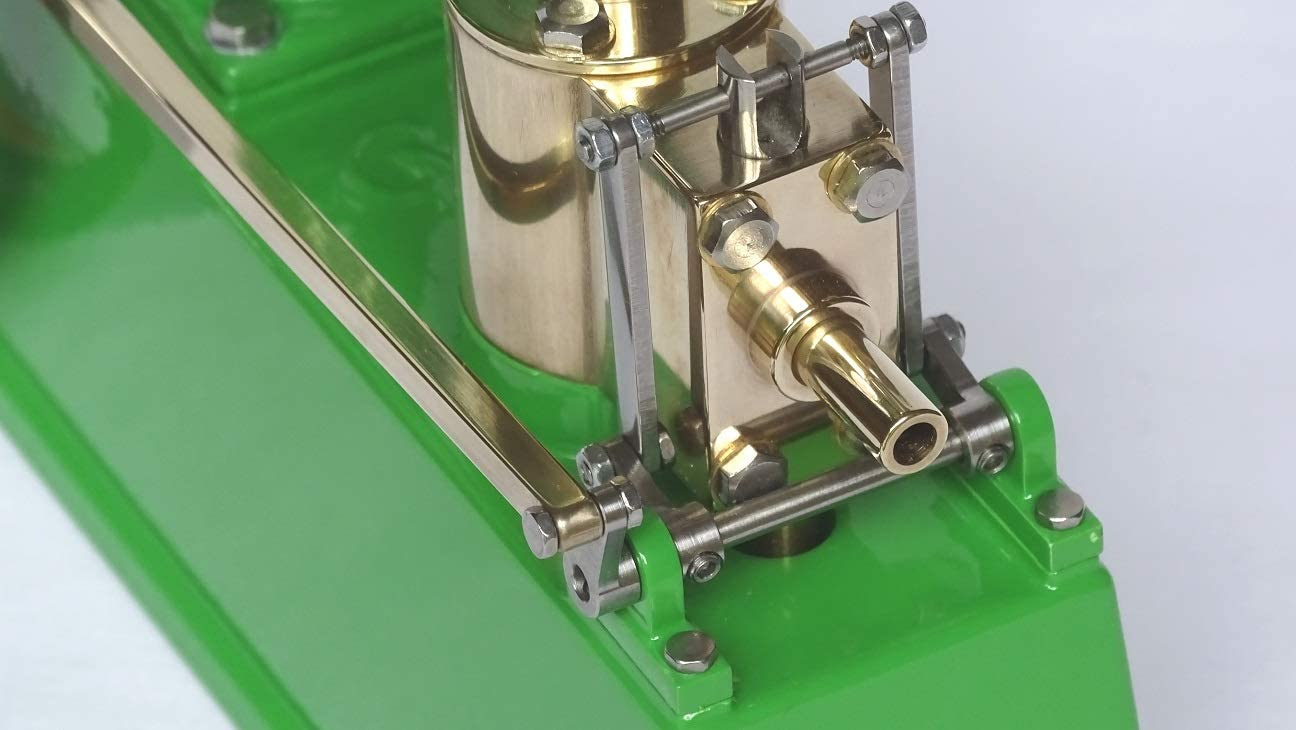 Kit de Motor de Vapor de un Solo Cilindro: Amazon.es: Juguetes y ...