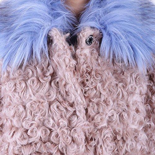 Chose L'autre Donna Acrilico Outerwear Bv580414070u100 Beige Giacca SF1PqFxp