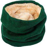 LAAT 1PCS Cuello de Bufanda Bufanda Multiusos Invierno De Las Bufandas De Cuello Collar Bufanda Cuello de Cuello de…