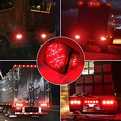 AMBOTHER LED Submersible Trailer Light Kits: Automotive