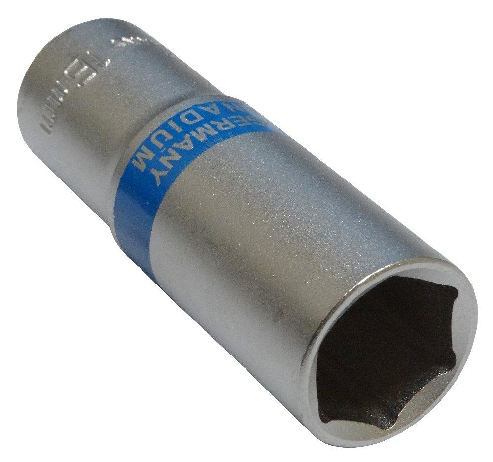 AERZETIX: Llave de vaso largo 16mm 3/8