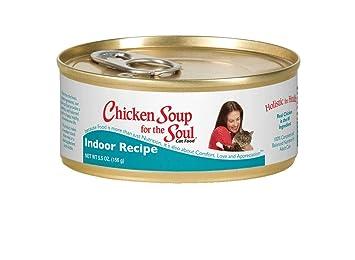 Desconocido Sopa de pollo para el amante de los gatos, comida de gato para gato