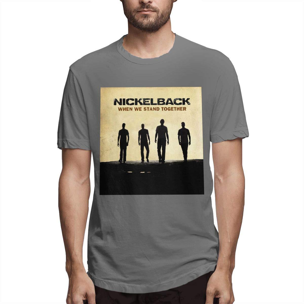 Crew Neck T Shirtnickelback Humor Short Sleeve T Shirts
