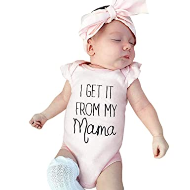 c05a5742f69e Newborn Baby Boys Girls Twins Letter Romper Playsuit Bodysuit ...