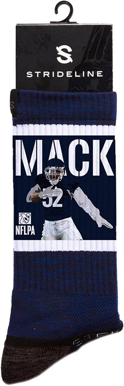 Khalil Mack Youth And Adult Strideline Socks