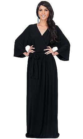 Maxi dress kimono style baby