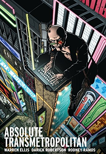 Absolute Transmetropolitan Vol. 1 by Warren Ellis