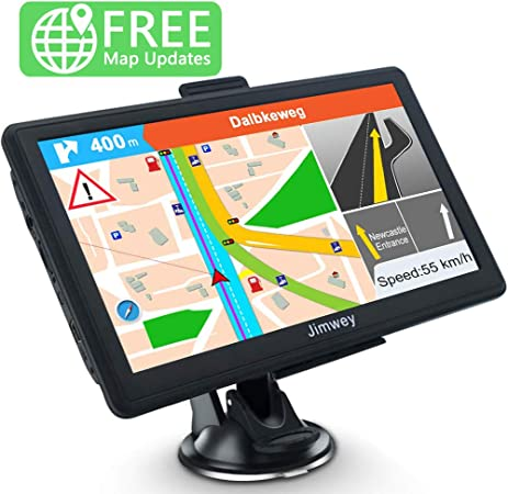 Jimwey Gps Navi Navigation Für Auto Lkw Pkw Elektronik