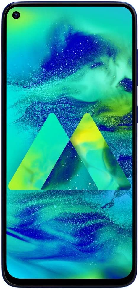 Samsung Galaxy M40 (Midnight Blue, 6GB RAM, 128GB