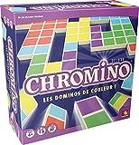 Asmodee - Chro05 - Jeu De Réflexion - Chromino Deluxe