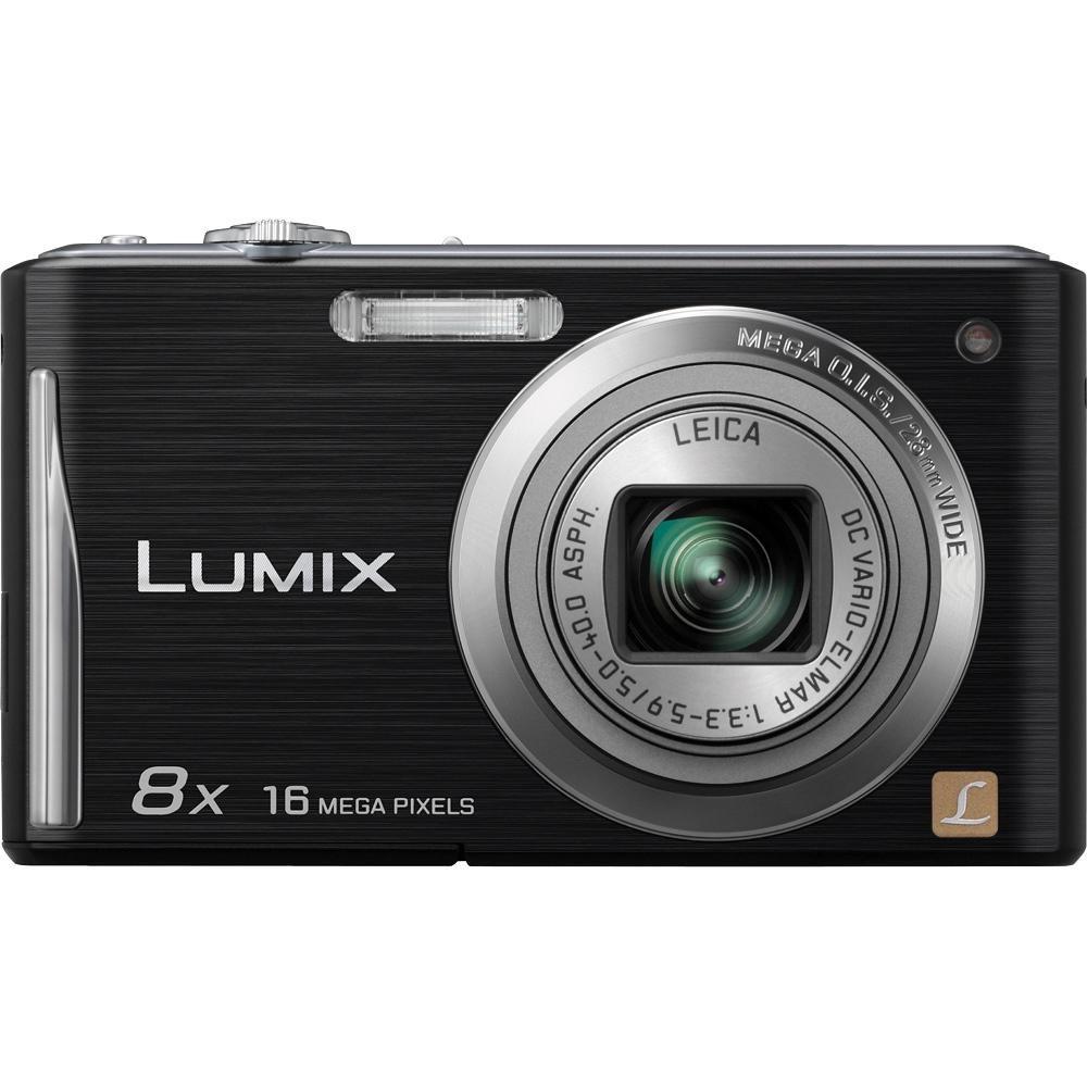 amazon com panasonic lumix dmc fh27 16mp 8x zoom digital camera rh amazon com
