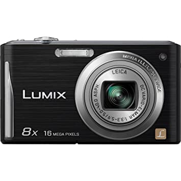 Amazon.com : Panasonic Lumix DMC-FH27 16MP 8x Zoom Digital Camera ...
