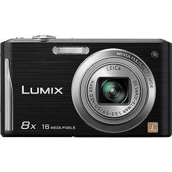 Amazon.com : Panasonic Lumix DMC-FH27 16MP 8x Zoom Digital Camera ...
