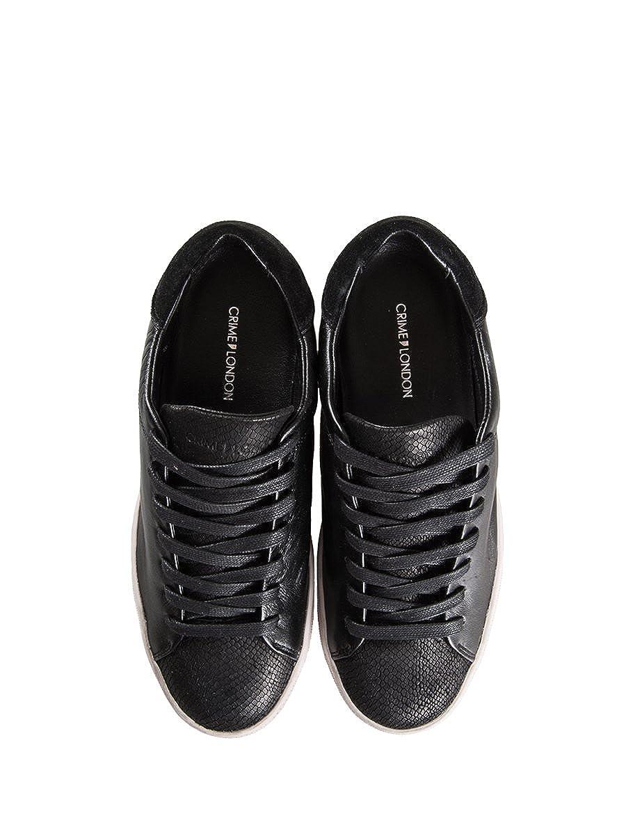 Crime , Damen Outdoor Outdoor Damen Fitnessschuhe schwarz schwarz 40 Schwarz 26aac3