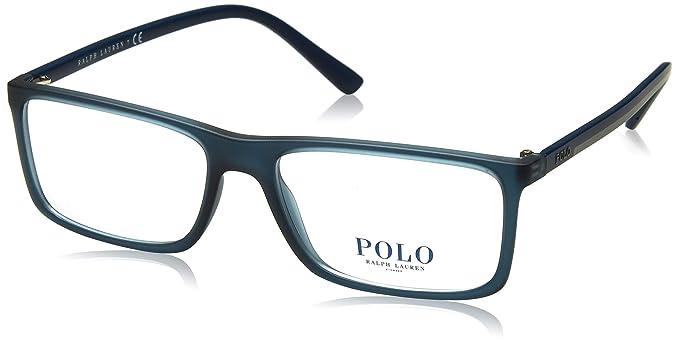 Polo Ralph Lauren 0PH2178, Monturas de Gafas para Hombre, Azul ...