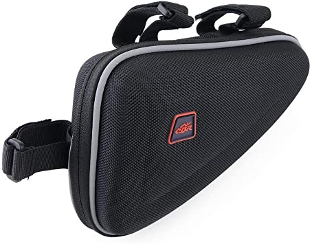 Cablematic - Bolsa maletín para cuadro de bicicleta de color negro ...