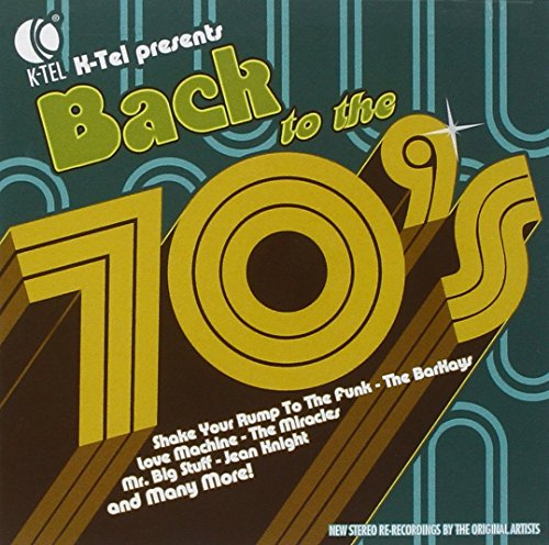 K-Tel Presents: Back to the 70's for sale  Delivered anywhere in USA