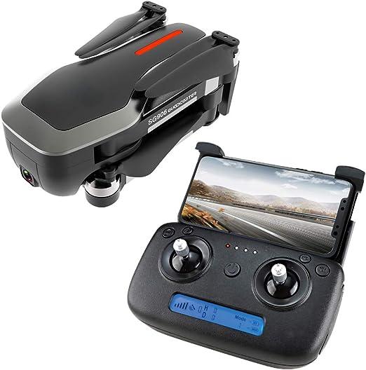 WiFi Drone 4K120 ° Cámara Gran Angular HD GPS Flujo Óptico ...