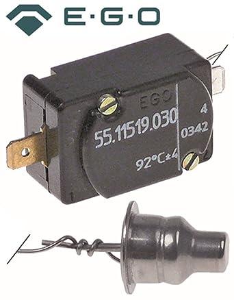 Fagor Seguridad Termostato EGO: Amazon.es: Grandes electrodomésticos
