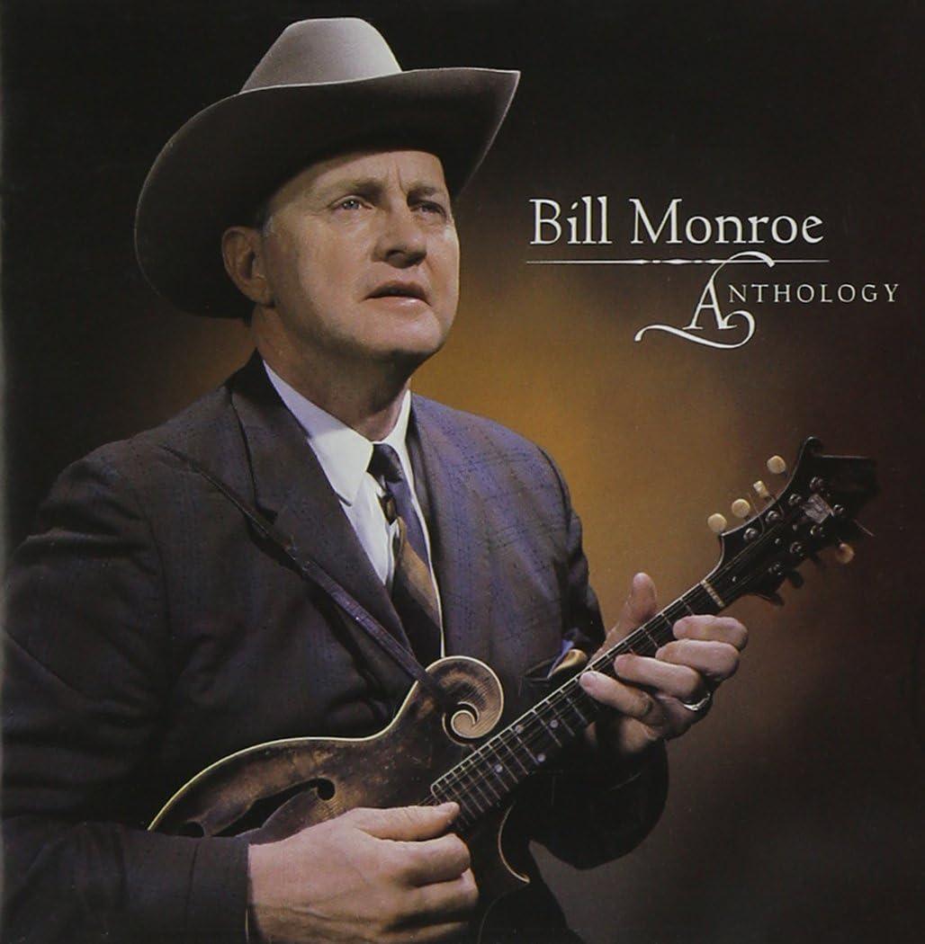 Amazon   Anthology   Monroe, Bill   ブルーグラス   音楽
