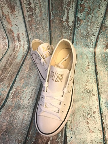 Review personalized wedding shoes –
