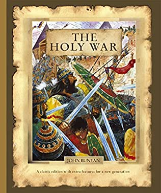 book cover of The Holy War