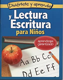 Lectura y Escritura Para Ninos: Reading and Writing for Children Ages 5 and Up (