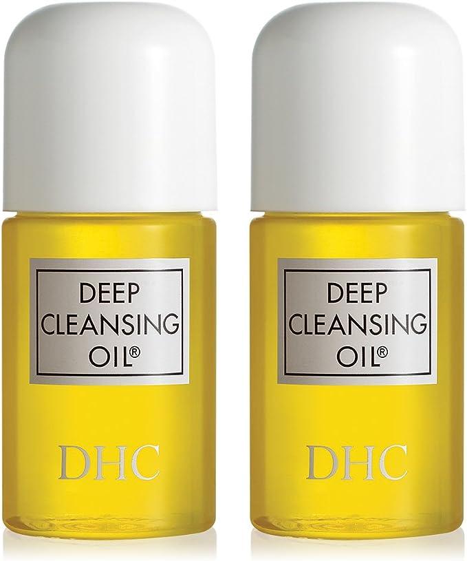 Aceite de limpieza profunda DHC, pack mini, 2 unidades: Amazon.es ...
