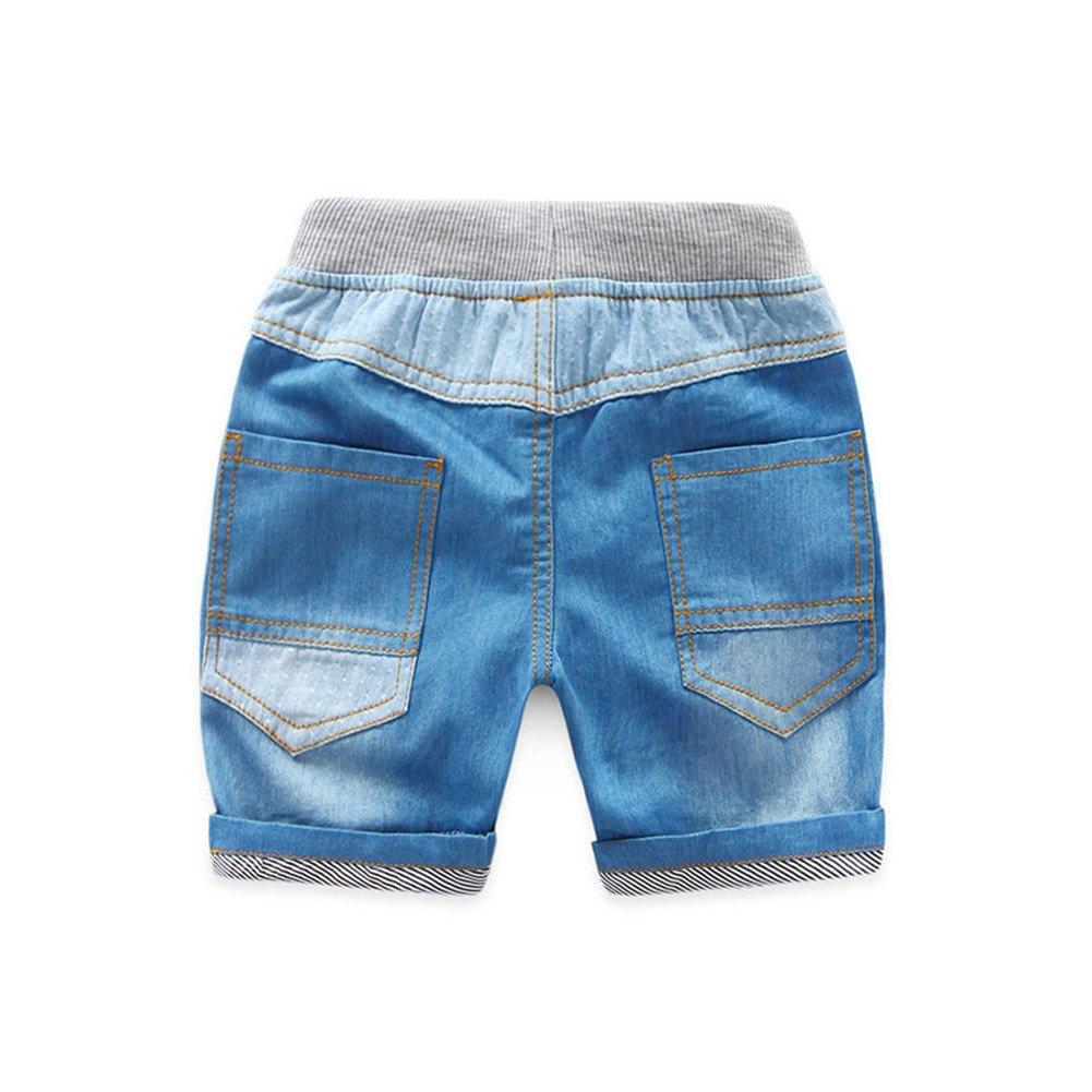 Mud Kingdom Fashion Boys Summer Holiday Jeans