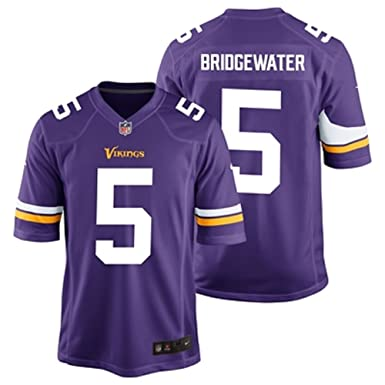 63ded79be Image Unavailable. Image not available for. Color  Teddy Bridgewater  Minnesota Viking NFL ...