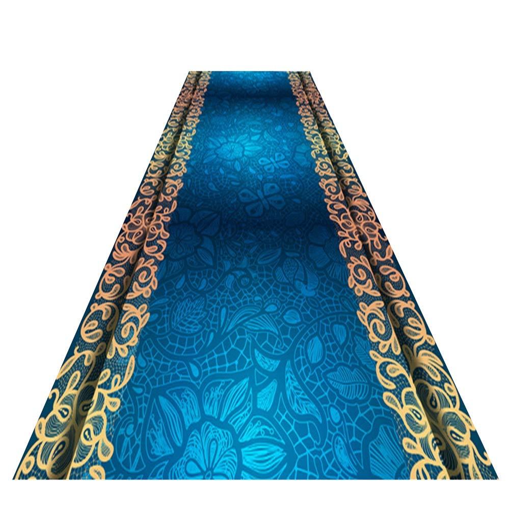 ZEMIN 廊下敷きカーペッ 柔らかい 快適 感じ 長いです カーペット 吸湿性 通気性がある、 カスタマイズ可能なサイズ (色 : A, サイズ さいず : 1x3m) B07RRNF24M A 1x3m