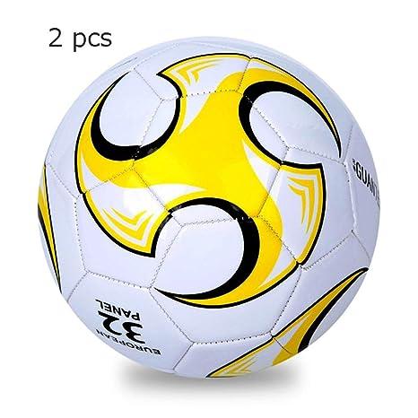 Balón de Futbol 2 Unids Chicas Niños Pelota de Fútbol para Niños ...